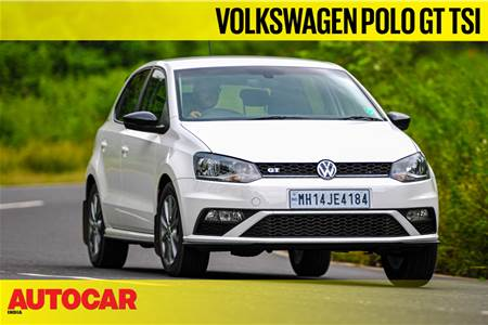 2020 Volkswagen Polo GT TSI video review