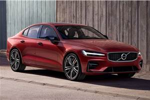 New Volvo S60 to launch in March 2021