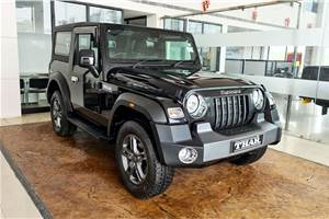 Mahindra Thar prices to go up from December 1