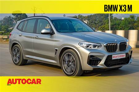 2020 BMW X3 M video review
