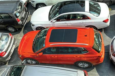 Volkswagen Tiguan Allspace long term review, first report