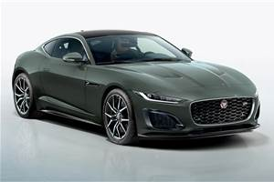 Jaguar F-Type Heritage 60 Edition revealed