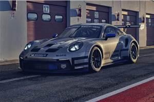 992-gen Porsche 911 GT3 Cup revealed
