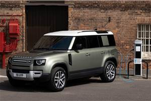 Land Rover Defender PHEV India bookings open