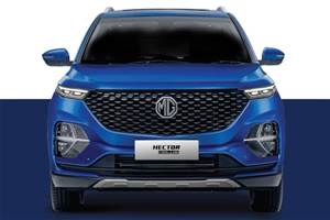 7 seat MG Hector Plus launch in January 2021