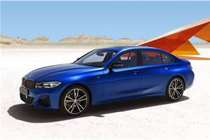 BMW 3 Series long-wheelbase launch on January 21