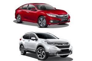 Honda Civic, CR-V axed with Greater Noida plant closure