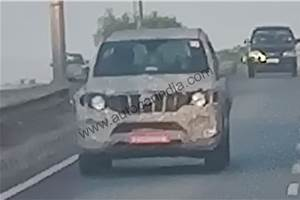 Next-gen Mahindra Scorpio slated for mid-2021 launch