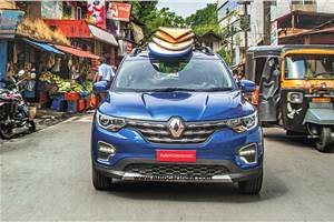 Renault eyes rural market growth with Triber, Kiger