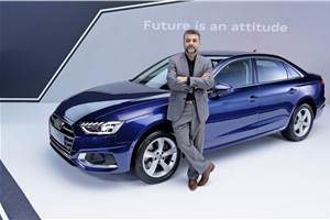 2021 Audi A4 facelift launched at Rs 42.34 lakh