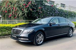 Mercedes-Benz S-class Maestro Edition launched at Rs 1.51 crore