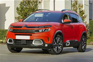 Citroen C5 Aircross for India to be unveiled on February 1, 2021