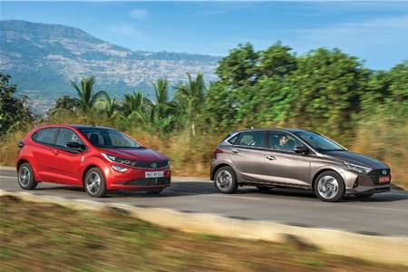 Hyundai i20 vs Tata Altroz comparison