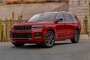 2021 Jeep Grand Cherokee L revealed