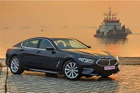 2020 BMW 8 Series Gran Coupe review, test drive