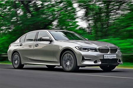 BMW 3 Series Gran Limousine review, test drive