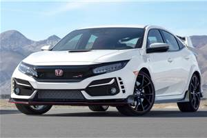 Next-gen Honda Civic Type R to remain petrol only model