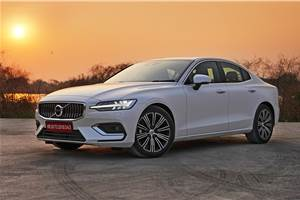 2021 Volvo S60 priced at Rs 45.90 lakh
