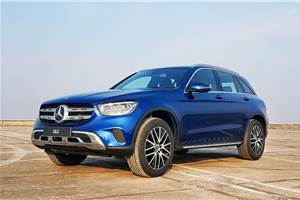 2021 Mercedes-Benz GLC launched at Rs 57.40 lakh