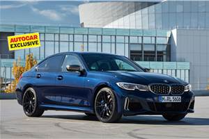 BMW M340i sedan, X3 M40i SUV on the cards for an India launch