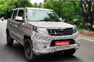 Mahindra Bolero Neo to be based on TUV300
