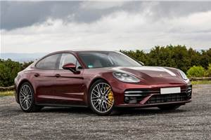 Porsche Panamera facelift launched at Rs 1.45 crore