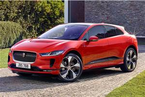 Jaguar I-Pace India launch set for March 23