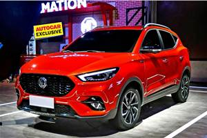 MG ZS to get a new name in petrol avatar; launch by Q3 2021