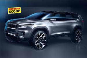 SCOOP! Jeep H6 seven seat SUV India launch in 2022