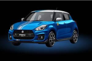 Suzuki Swift Sport World Champion Edition revealed