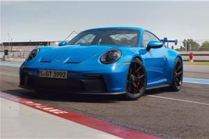 2021 Porsche 911 GT3 gets 510hp naturally aspirated flat-six engine