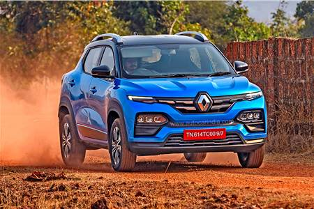 2021 Renault Kiger review, test drive