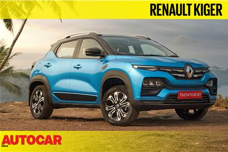 2021 Renault Kiger video review
