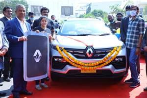 Renault Kiger deliveries begin