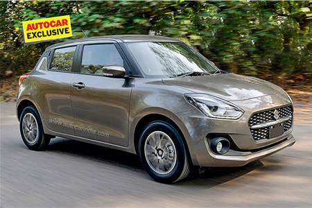 2021 Maruti Suzuki Swift facelift review, test drive