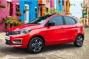 Tata Tiago XTA launched at Rs 5.99 lakh