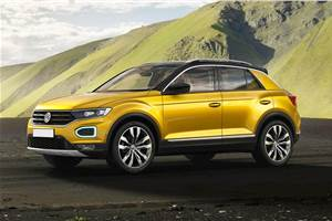 2021 Volkswagen T-Roc priced at Rs 21.35 lakh