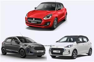 2021 Maruti Swift facelift vs rivals: Price, specifications comparison