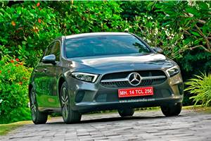 Mercedes Benz A-class Limousine to draw in first time luxury car buyers