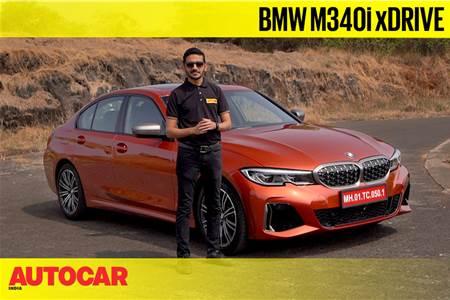 2021 BMW M340i xDrive video review