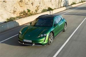 Porsche Taycan Cross Turismo revealed