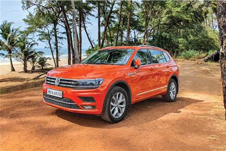 Volkswagen Tiguan Allspace long term review, second report