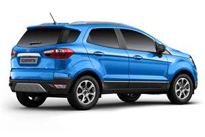 Ford EcoSport SE launched at Rs 10.49 lakh