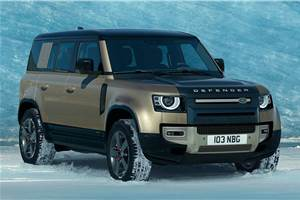 Land Rover Defender gets two new engine options in India