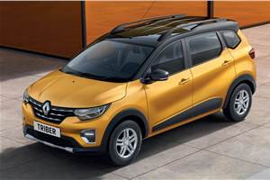 2021 Renault Triber gets more features