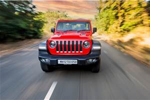 Made-in-India Jeep Wrangler launched at Rs 53.9 lakh
