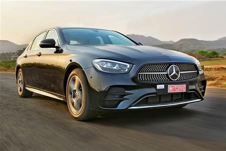 2021 Mercedes Benz E Class facelift review, test drive