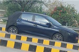 Hyundai i20 N Line spied ahead of launch