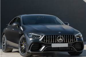 Mercedes-AMG GT73e 4-Door Coupe to be first AMG plug-in hybrid