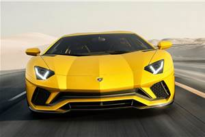 Lamborghini Aventador successor to use V12-hybrid powertrain